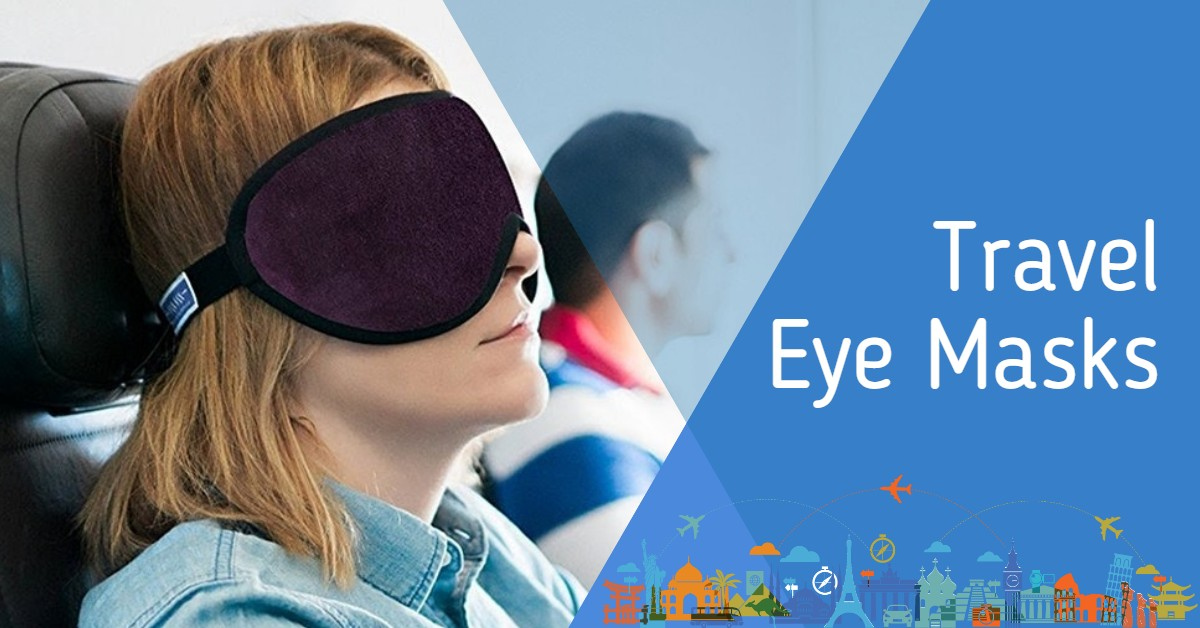 Travel Eye Masks