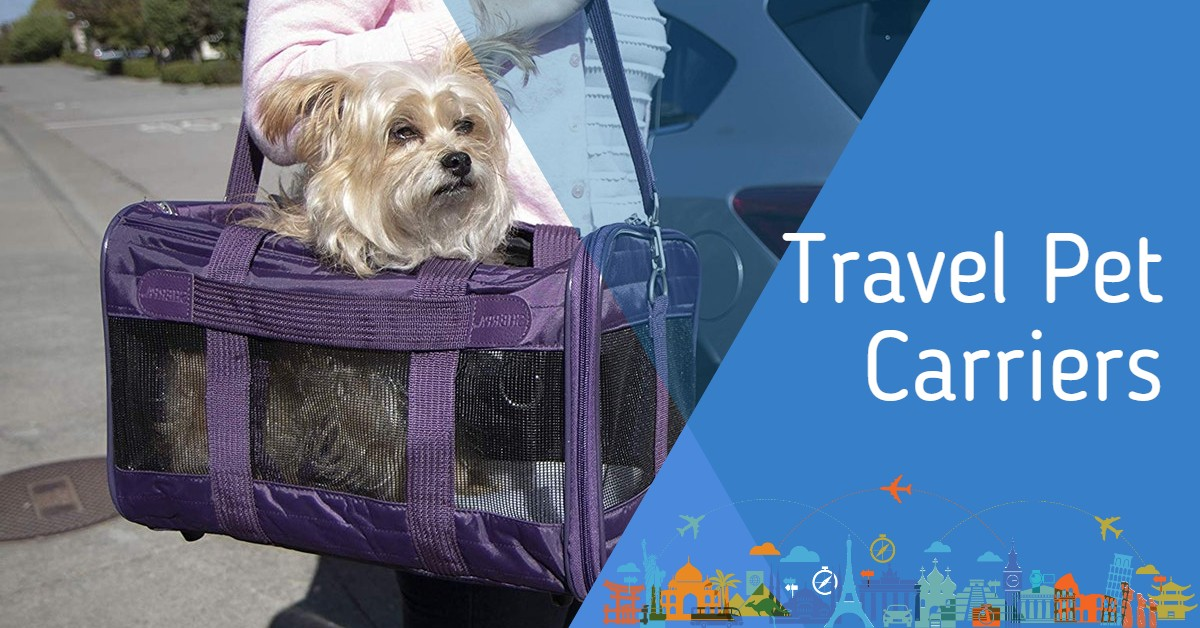 Travel Pet Carriers